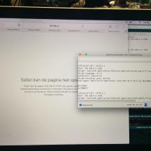 Get request van de browser naar de ESP8266