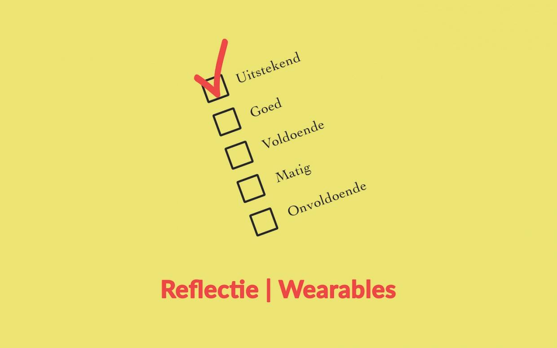 Reflectie_Wearables